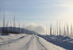 По дорогам Южной Якутии с #Nordgold #Якутия #Нордголд