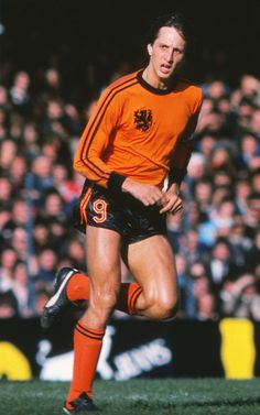 "Why couldn't you beat a richer club? I've never seen a bag of money score a goal."" JOHAN CRUYFF"