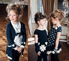 Fashion Kids: Monnalisa traz moda infantil requintada para o os pequenos — Fashion Bubbles
