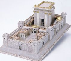Reconstruction of King Solomon's Temple