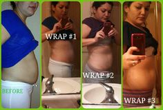 These are my very own results of using the it works body applicators... they really work:) if you're interested check out my website http://tightenandtoneinminutes.myitworks.com