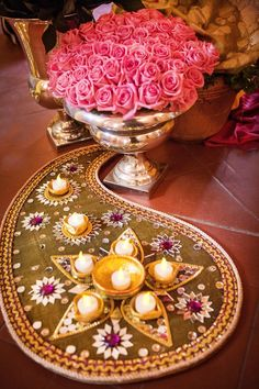 indian wedding decors