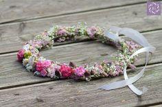 ARTEMI /artemi.com.pl/ dekoracje ślubne, kwiaty do ślubu, wianek, wianki