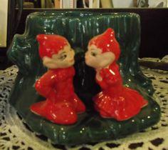 Vintage Gilner Pixie Elf Planter Vase Art Pottery California | eBay