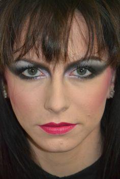 Maquillage des ann es 80 sur pinterest maquillage des - Maquillage annee 70 ...