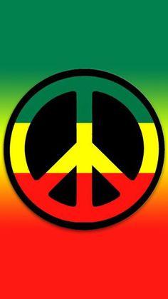 Peace and love iphone wallpaper Rasta Tattoo, Arte Bob Marley, Bob Marley Painting, Reggae Art, Reggae Music, Rasta Art, Bob Marley Pictures, Lion Wallpaper, Iphone Wallpaper