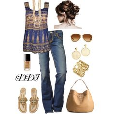 Simple, created by dawndayiannelli on Polyvore