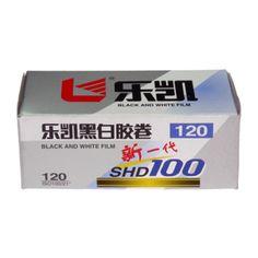Lucky SHD100 B 120 Film 120 Film, Traditional, Black And White, Black N White, Black White