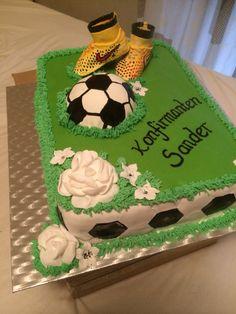Fotball konfirmant