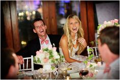 20 Must-Have Wedding Photos --13)The Candid Couple Shot