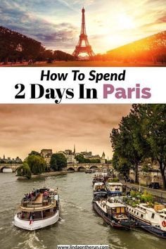 How to Spend 2 days in Paris with the perfect Paris itinerary! This two days in Paris itinerary shows you how to see Paris in two days! The perfect weekend in Paris or long weekend in Paris has never been easier with this Paris itinerary in 2 days #paris #france #parisienne #traveltips #itinerary