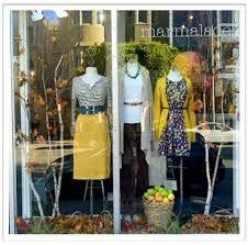 Αποτέλεσμα εικόνας για retail fall window displays