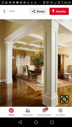 Windows, Room Divider, Decor, Furniture, Home, Dining, Dining Room, Home Decor, Room