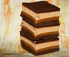 Peanut Butter & Caramel Brownies