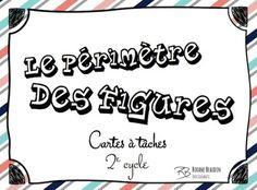 Les idées de Mme Roxane!: cartes à tâches