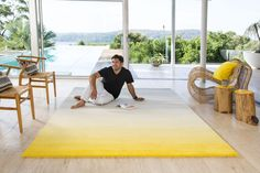 'Horizons' By Jamie Durie for The Rug Collection - www.therugcollection.com.au