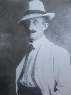 Hermann Löns Panama Hat, Hats, People, Hat, People Illustration, Hipster Hat, Folk, Panama