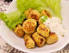 Hämmentäjä: Falafelit, pitaleivät, jugurttikastike ja manteli-couscous. Falafels, pita bread, yoghurt sauce and almond couscous.