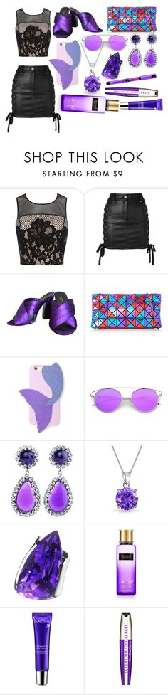 """""""Sin título #4696"""" by onedirection-h1n1l2z1 on Polyvore featuring Belleza, Coast, Versus, Gucci, Issey Miyake, Forever 21, Bling Jewelry, Victoria's Secret, Lancôme y L'Oréal Paris"""