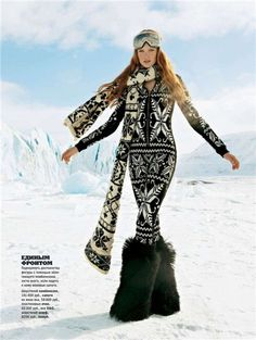 "NORWAY: ""Nordic""  Wow!  ♥ the boots! Scandanavian ""chic"""