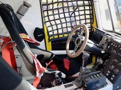 racing Tatra truck cab