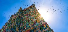 The Psychedelic Meenakshi Temple of Madurai India