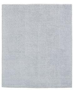 Mazo Rug - Light Blue/White