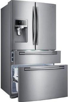 Samsung 28 Cu. Ft. Stainless Steel French Door Refrigerator