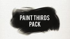 Check out Paint Thirds Pack here: https://motionarray.com/premiere-pro-templates/paint-thirds-pack-31957 #videoediting #motionarray