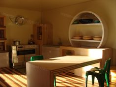Unfinished Kitchen | von Modern MC