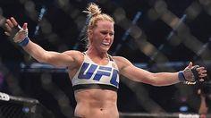 Holly Holm: a rainha da UFC 2015