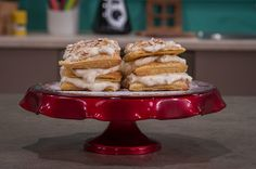 ΜΙΛΦΕΙΓ ΑΜΥΓΔΑΛΟΥ - ΣΕΦ ΣΤΟΝ ΑΕΡΑ Fun Desserts, Cake, Kuchen, Torte, Cookies, Cheeseburger Paradise Pie, Tart, Pastries