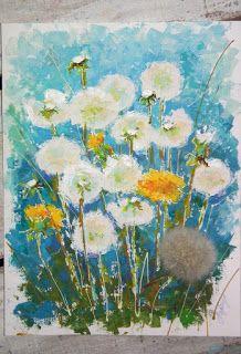 25.05 - 31.05 Конец весны Original Fine Art for Sale - © Lazareva Valeri impressionist paintings