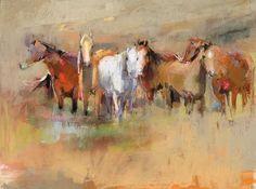 The Gathering by Dawn Emerson - Mockingbird Gallery