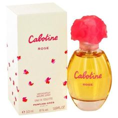 Cabotine Rose By Parfums Gres Eau De Toilette Spray 1.7 Oz - Sometimes you want to feel pretty and feminine and that is exactly what you get when you wear Cabotine Rose. #fragrance #fragrances #women #girls #forwomen #giftsforher #giftideasforwomen #beauty #mostlygifts #shopnow #greatdeals #freeshipping #fastdelivery #stylish #affordable #fun #stylishaffordablefun #stylishgifts #affordablegifts #fungifts #giftideas #onlinegiftshop #onlinegiftstore #giftshop #giftstore #gift #gifts…