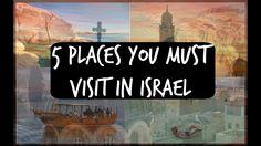 Veja este vídeo antes de viajar para Israel