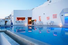 Built into a rock face - Grace Santorini Hotel by architects Divercity and mplusm | Architecture at Stylepark