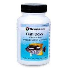 Health Care 177798: Fish Doxy Tablets 100Mg 30 Count Aquarium Treatment -> BUY IT NOW ONLY: $42.89 on eBay!
