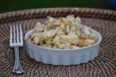 The Farm Girl Recipes: Bacon-n-Ranch Potato Salad