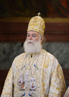 Блаженнейший Папа и Патриарх Александрийский и всея Африки Феодор II