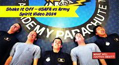 "Must Watch: USAF Air Force The Wings of Blue Parachute Team Epic Parody Of Taylor Swift's ""Shake It Off"" 