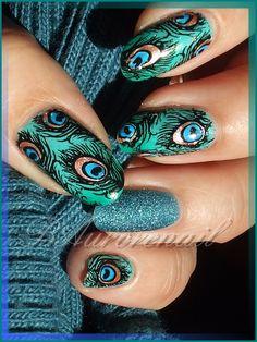 BAURORENAIL #nail #nails #nailart# moYou Pro XL05