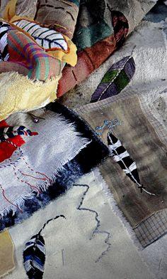 Spirit Cloth: HOME