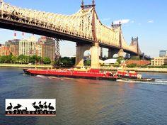 NY by boat