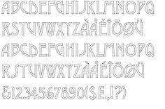 Fonts (Desdemona)