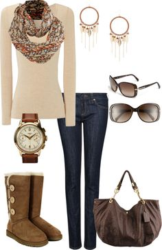"""""""comfy casual"""" by kaybraden on Polyvore"""