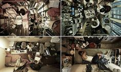 slums in Hong Kong