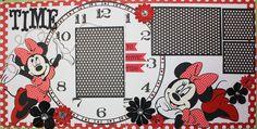 AMAZING GRACE: Disney Layouts