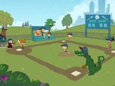 Good Sport Gator - Can You Teach My Alligator Manners? - Disney Junior Official