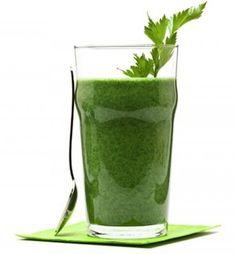 Green Juice For Diabetics — ½ cucumber, 1 green apple, ½ bitter gourd, 2 ribs of celery, ½ green capsicum (bell pepper).